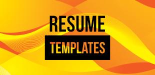 CV's Resume Templates