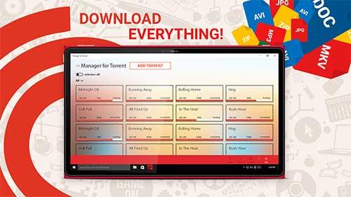 manager-for-torrent 1