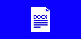 Word Files Editor